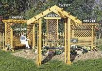 Porch Swing & Arbor Special Offers