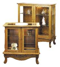 "30"" and 42"" Display Cabinet Special Offers"