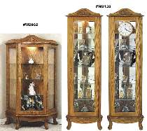 "56"" Display Cabinet and Corner Display Cabinet Special Offers"