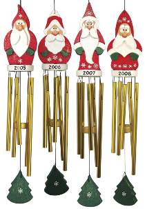 Father Christmas Wind Chime Special Offers