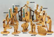 Tabletop Nativity and Three Kings Special Offers