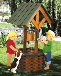 Jack & Jill & Wishing Well Plans Special Offer