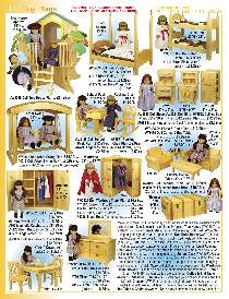 Doll Furniture Plan Special