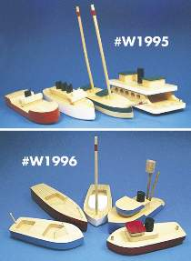 Toy Boat Plans Special