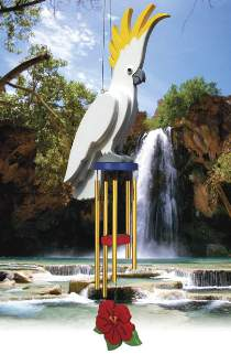 Cockatoo Wind Chime Special